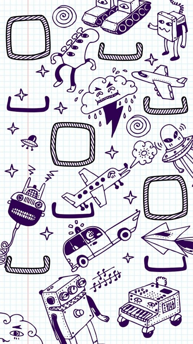 Galaxy Note HD Wallpapers Technology Doodles Galaxy Note HD Wallpaper