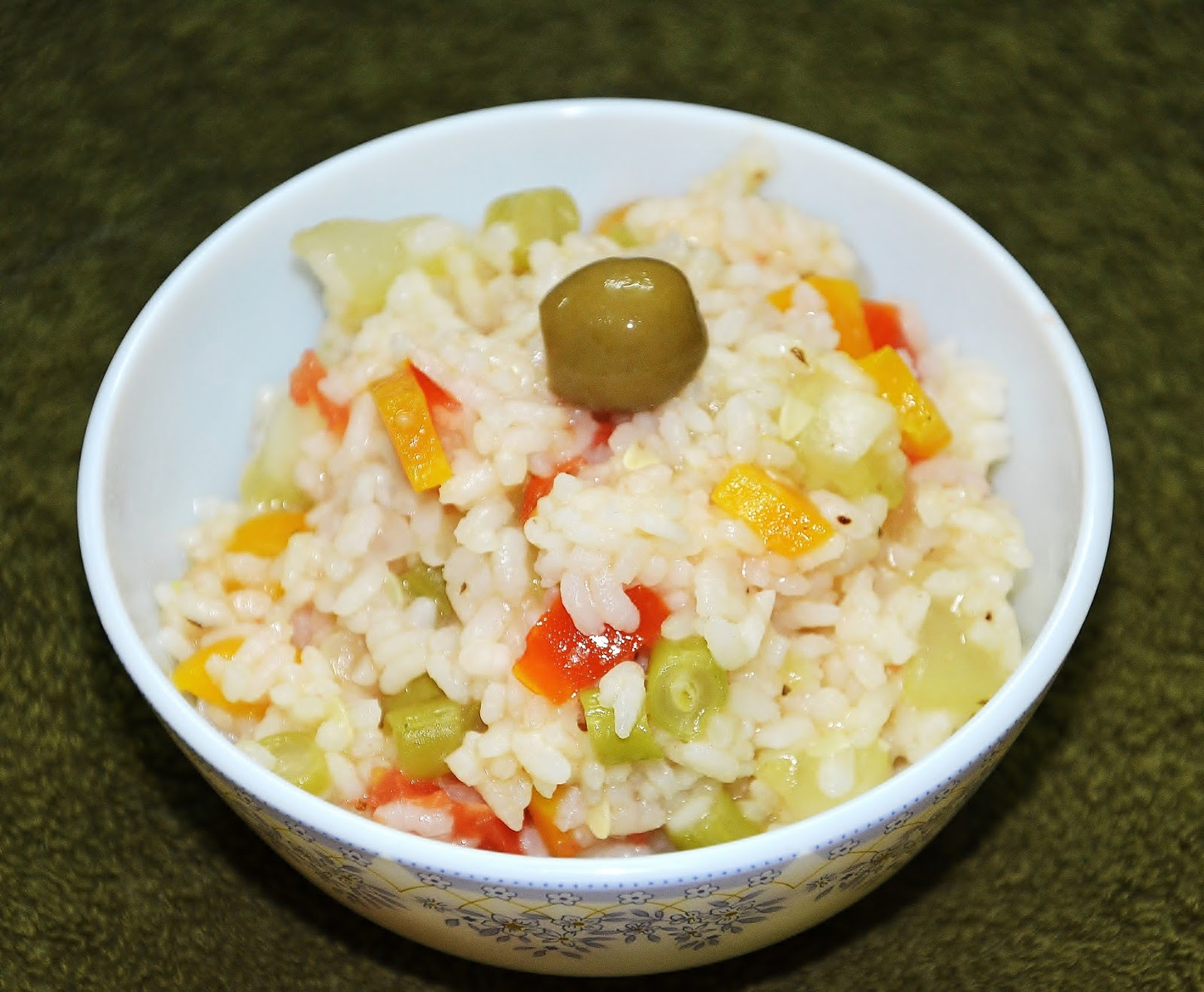 Cook S Diary Risotto With Idly Rice