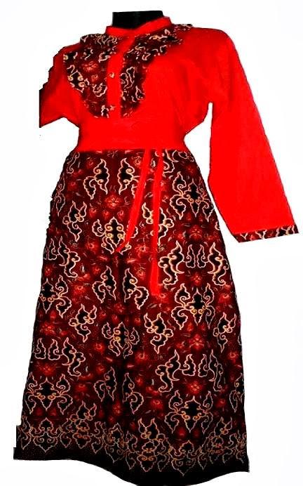 Model Terbaru Baju Gamis Anak Perempuan 2014 Grosir Baju