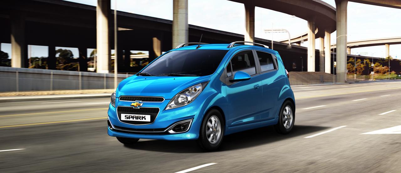 Spesifikasi Chevrolet Spark 2013