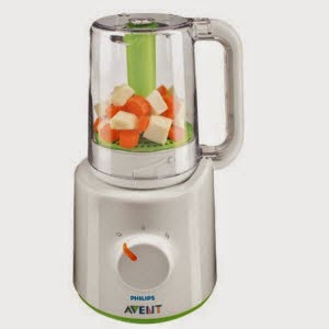 Snapdeal : Buy Philips Avent Combined Steamer and Blender at Rs.4460 only