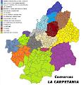Comarcas de Carpetania