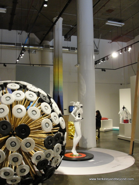 galleries at the Museum of Craft and Design in San Francisco