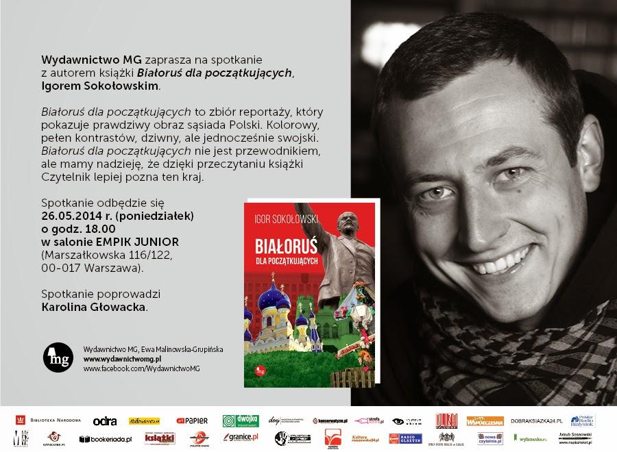 Spotkanie z Igorem Sokołowskim