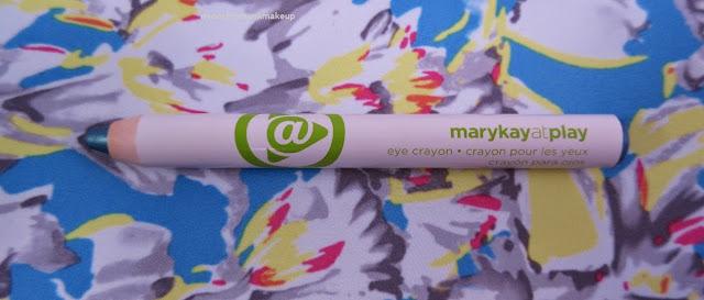 Mary Kay at Play Teal Me More Eye Crayon
