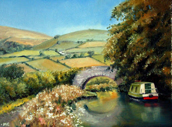 Brecon and Monmouth Canal £175