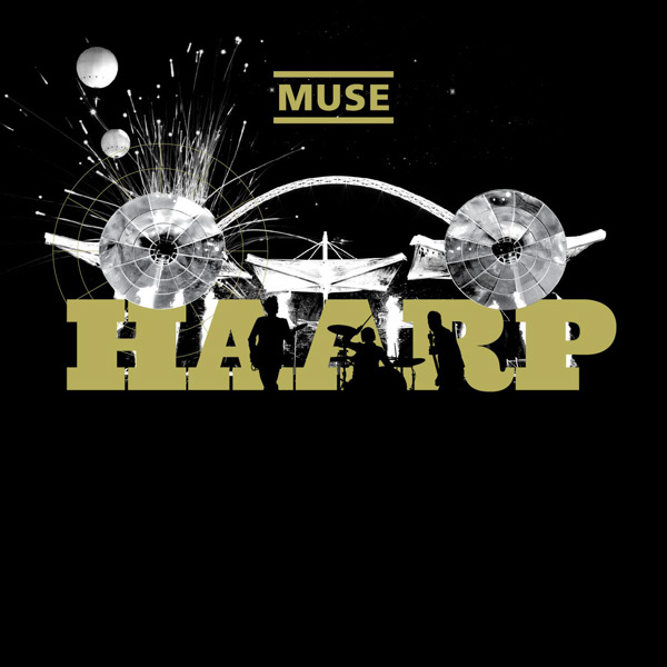 Muse - HAARP: Live from Wembley Stadium (Audio Version) Cover
