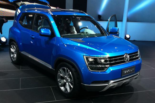 novo Volkswagen Taigun 2014 dianteira