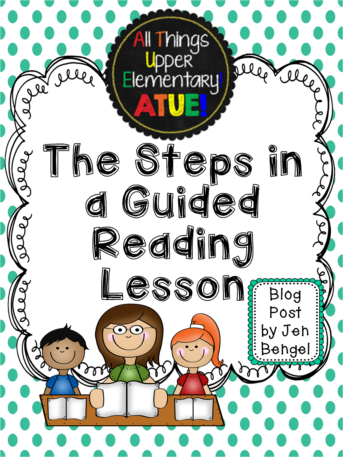 All Things Upper Elementary Getting Started with Guided Reading – Sample Guided Reading Lesson Plan Template