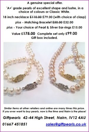 Gift Pearls - special offer