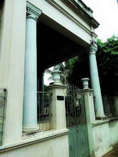 Fachada do Museu João Goulart, em São Borja.