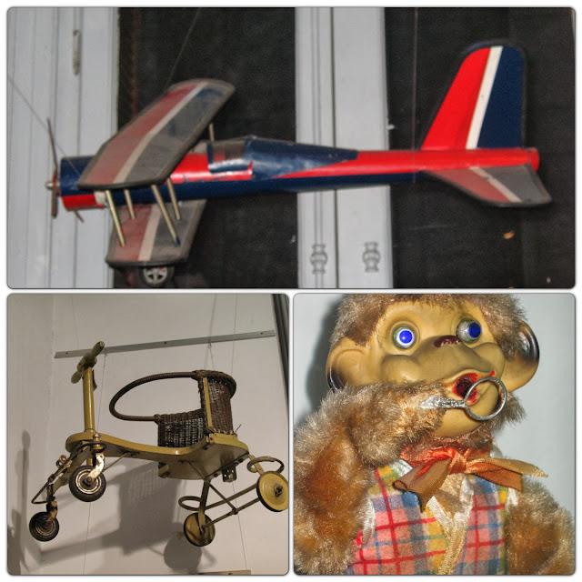 foto 3 - exposição de brinquedos - Museo de la Ciudad Buenos Aires