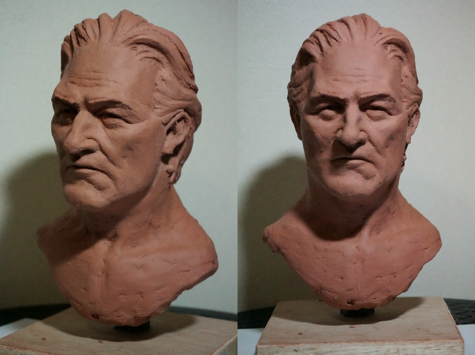 How to sculpt from clay 31