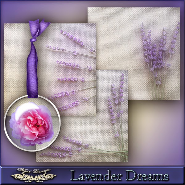 Lavender Dreams Sample CU 2