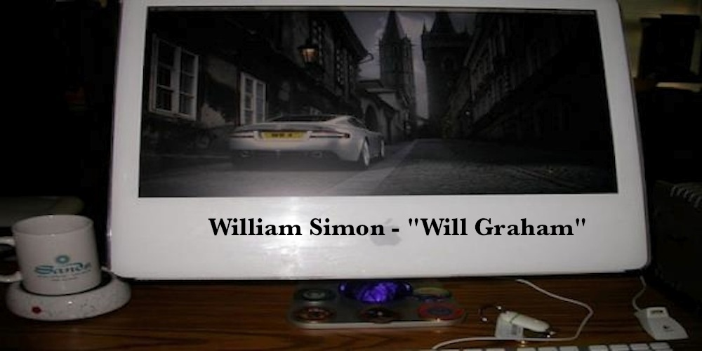 "William Simon - ""Will Graham"""
