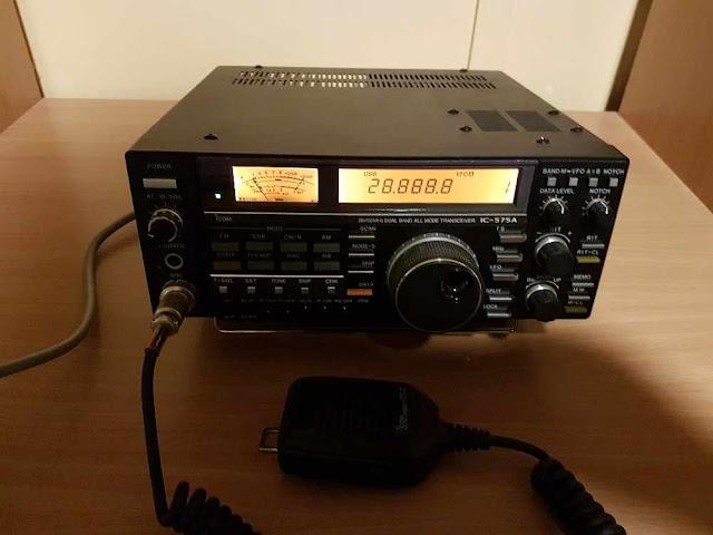Icom IC-575A
