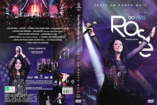 DVD Rose Nascimento – Tente Um Pouco Mais – Ao Vivo (2015)