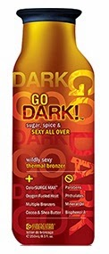 Synergy Tan Go Dark!™ Advanced/Hot Action Bronzer
