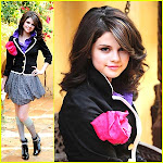 Selena Gomez was born in Grand Prairie, Texas   She is the daughter of former