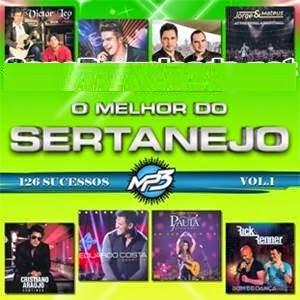 O Melhor do Sertanejo - Vol.1 (2014)