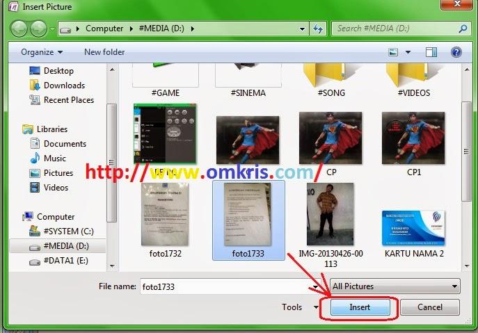 Cara Mengambil Tulisan Text pada Foto/Gambar/Image dengan Microsoft OneNote