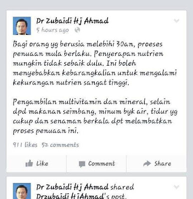 kredit : status doktor zubaidi
