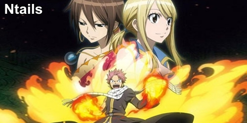 Novo filme: Fairy Tail: Hōō no Miko