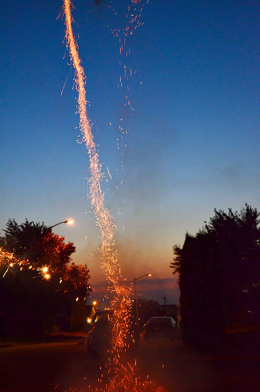 Fireworks Marysville WA