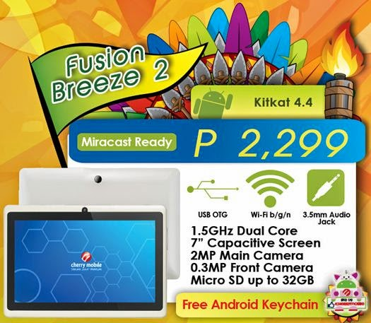 cherry mobile fusion breeze 2