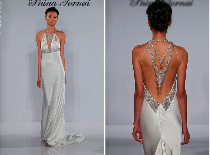 wedding dress Prina Tornai