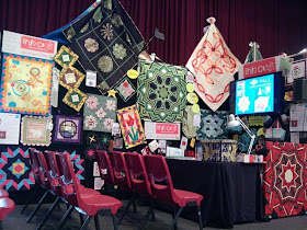 Punch With Judy S Blog Island Quilts 2013 Craft Amp Quilt