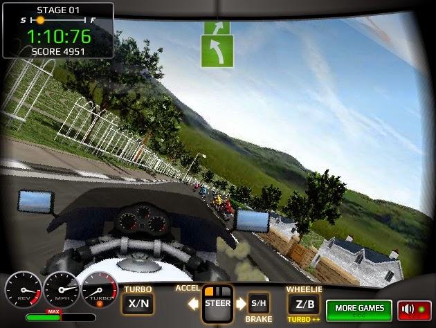 En gerçekçi motor yarışı oyunu oyna - hız tutkunları için mükemmel motor yarışı oyunu