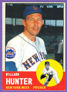 Mets Baseball Cards Like They Ought To Be The 1963 Mets