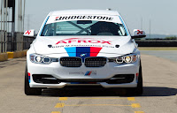 BMW 335i Production Race Saloon 2012 Front