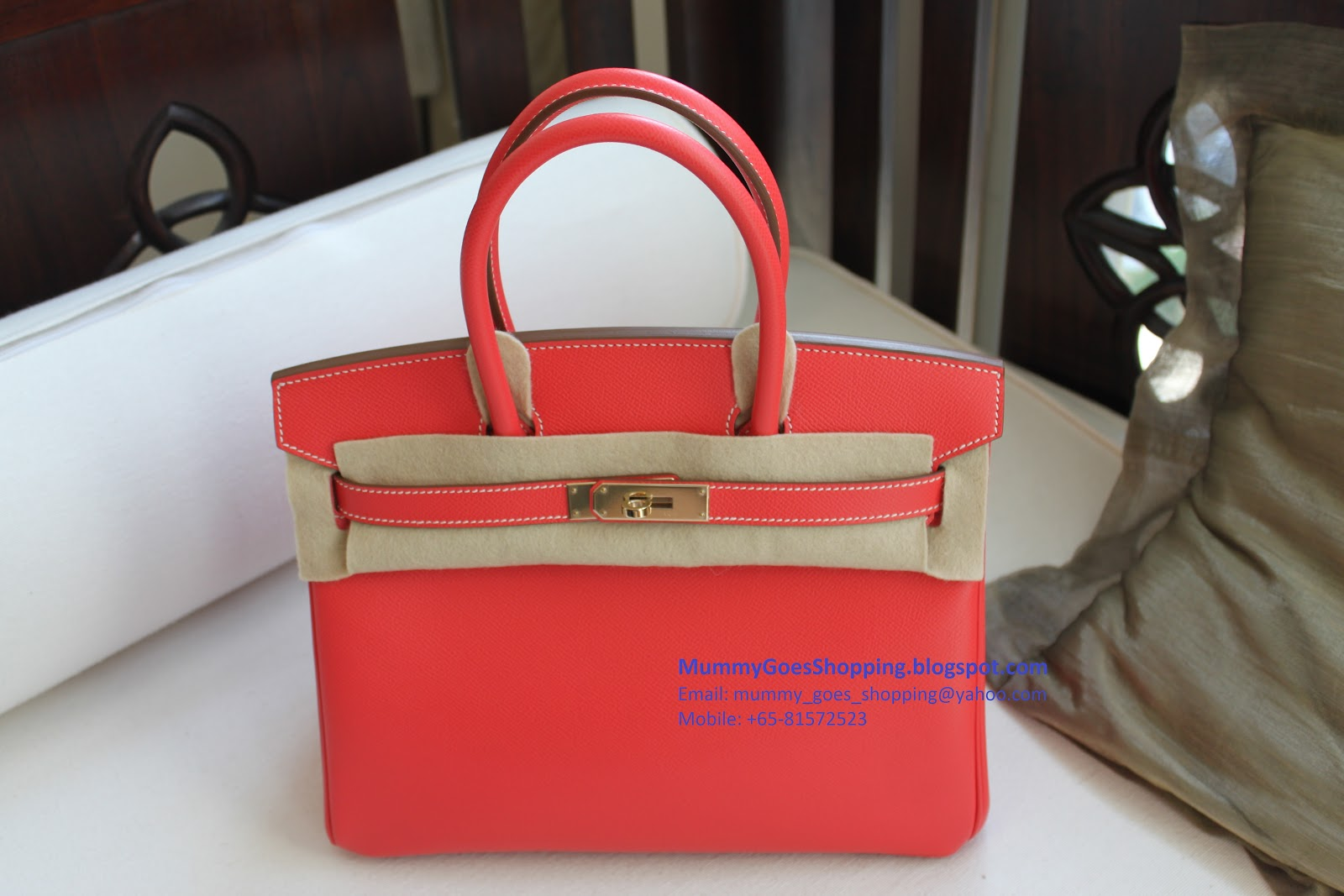 e06e9b70ae41 SOLD! Hermes Birkin 30cm Rose Jaipur Gold Candy with permabrass hardware.  SOLD!! Brand NEW ...