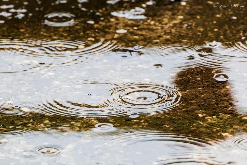 lluvia para Cosas Que Siento