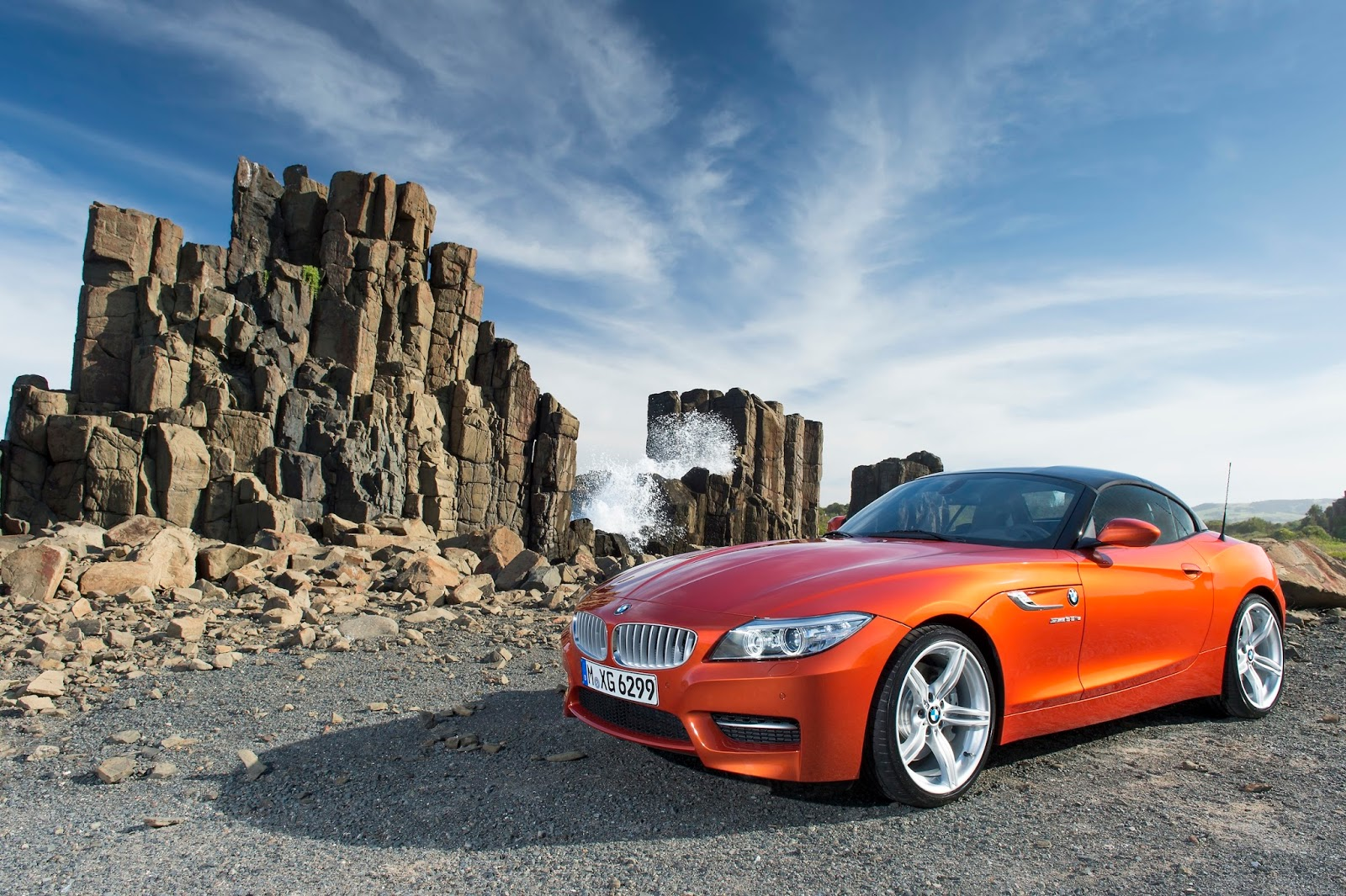 BMWの壁紙(BMW Z4)