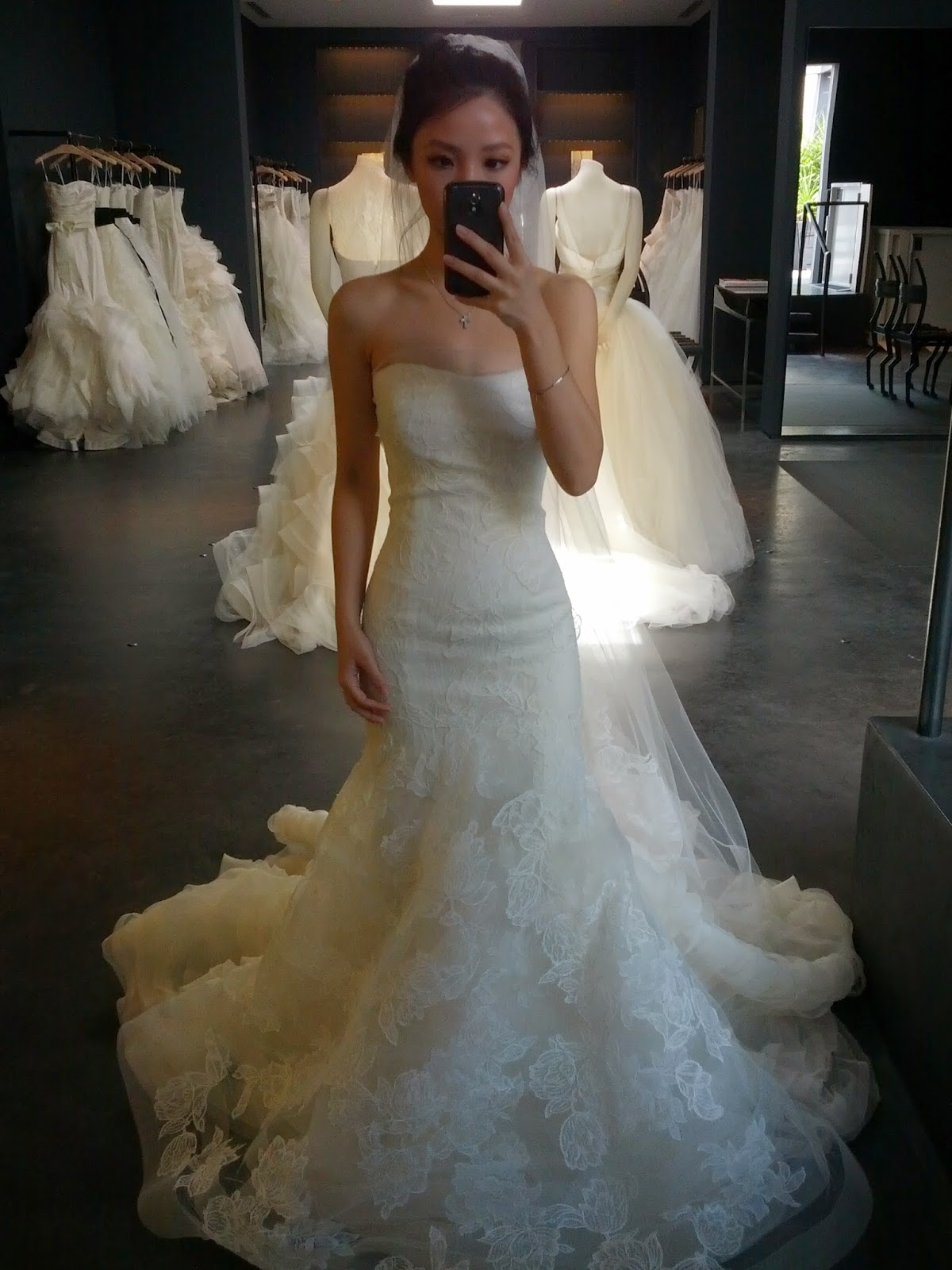 vera wang leda wedding dress petite