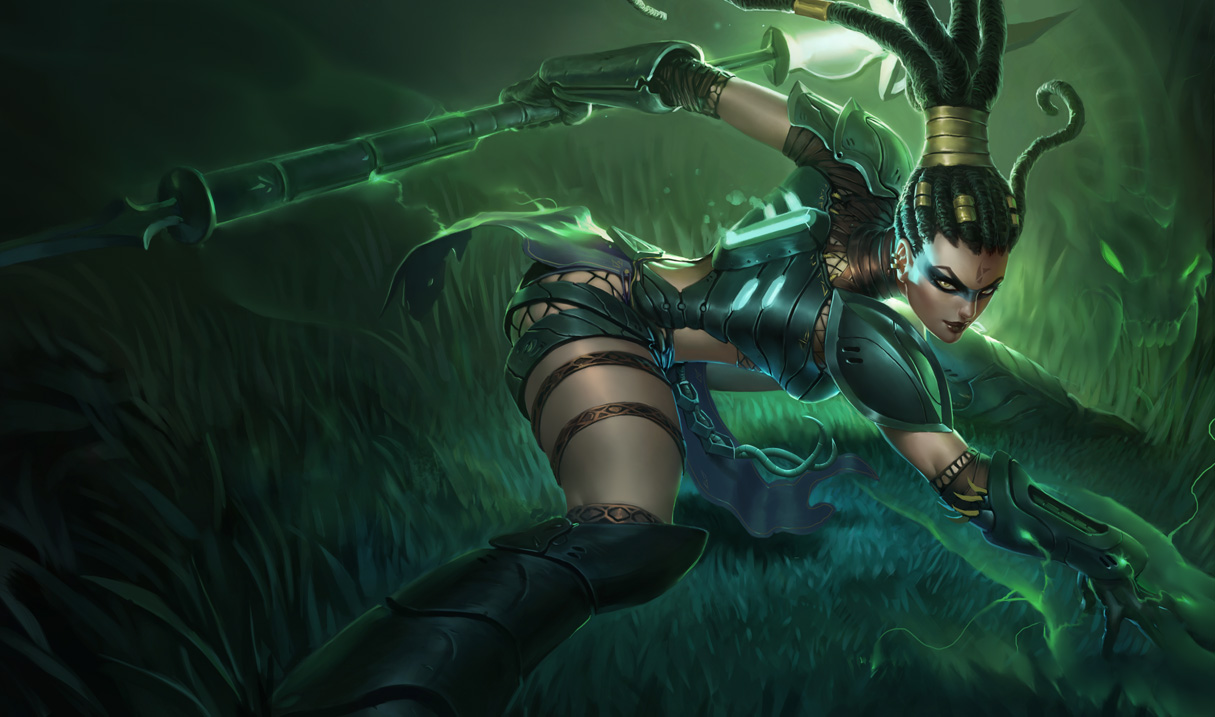 Wallpapers League Of Legend: Nidalee