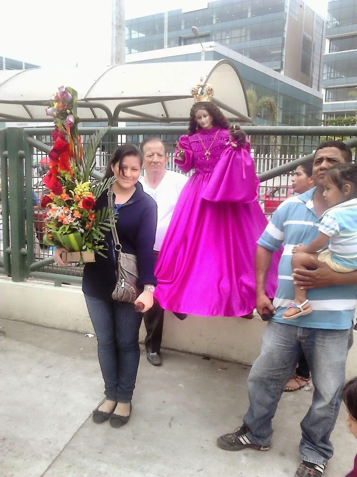 NovenA Virgen del Cisne Agosto 14, 2014