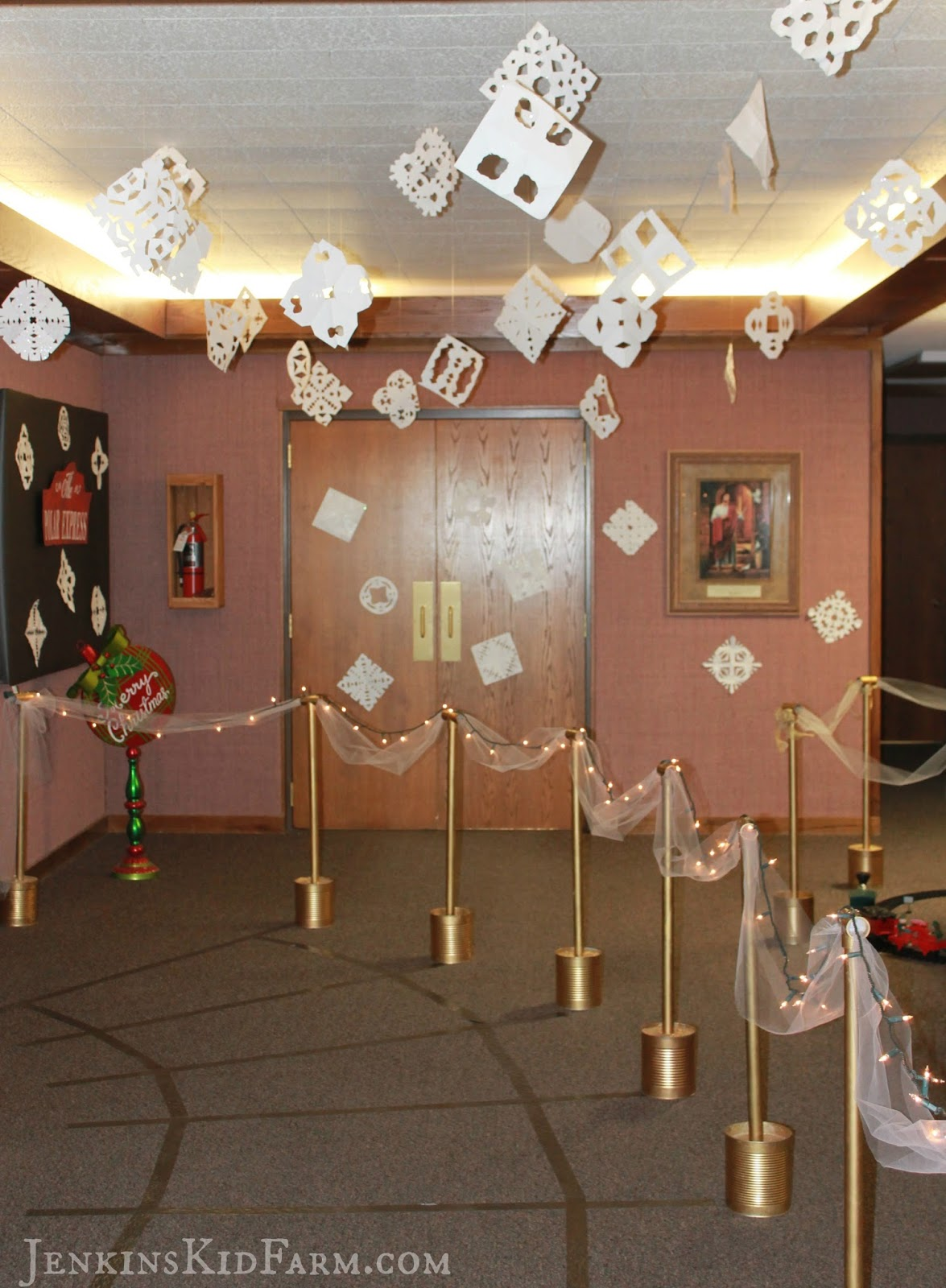 Awesome Lds Ward Christmas Party Ideas Part - 9: Polar Express Ward Christmas Party