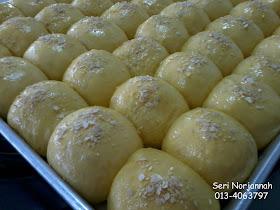 Doh Roti Jagung Bernestum