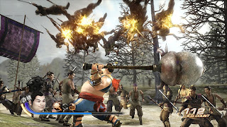 Dynasty Warriors 7 gameplay