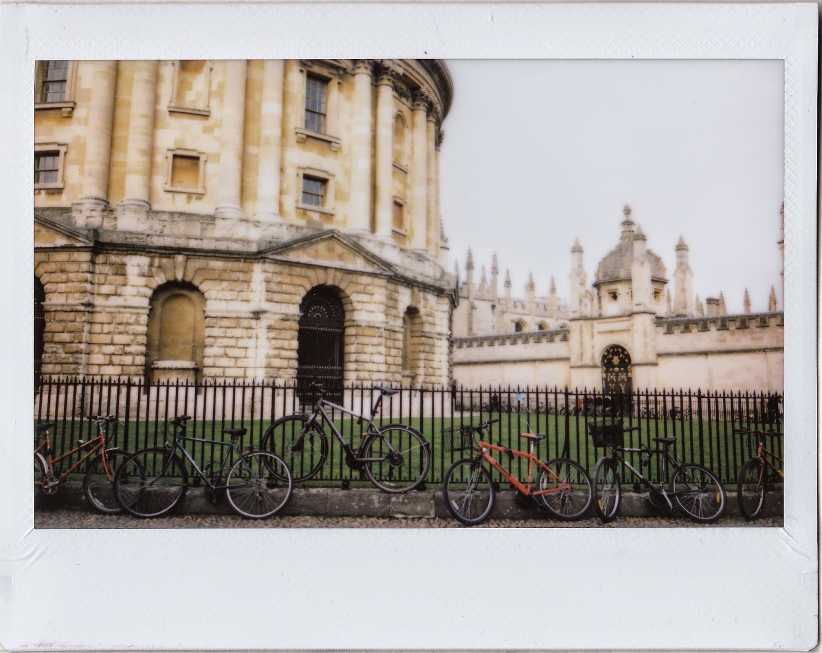 polaroid of oxford
