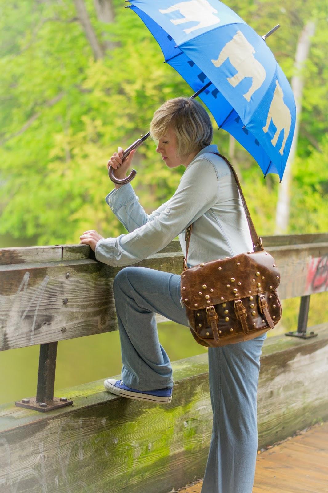 summer rain outfit