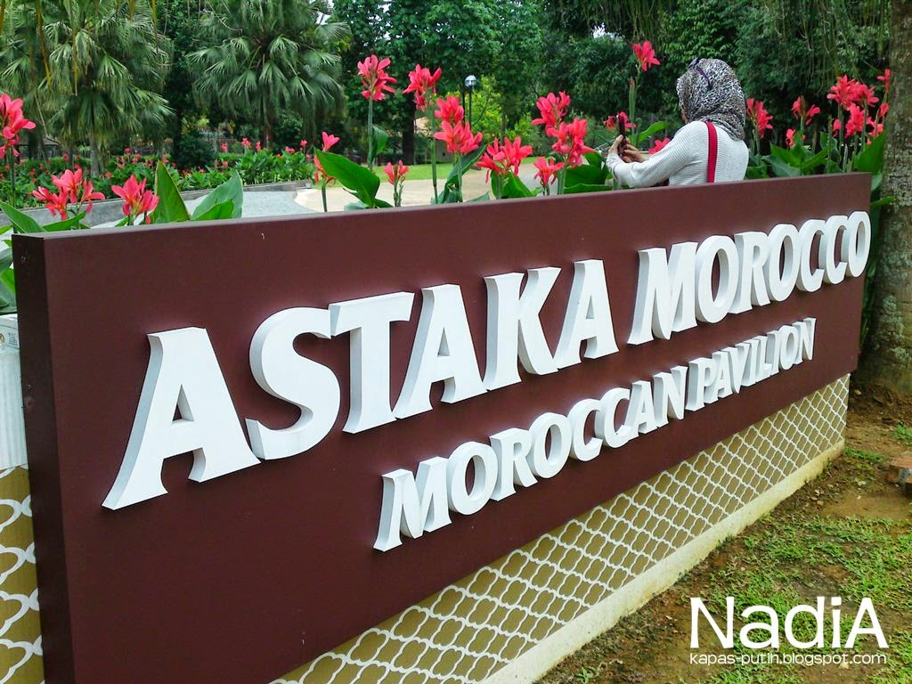Astaka Morocco Putrajaya