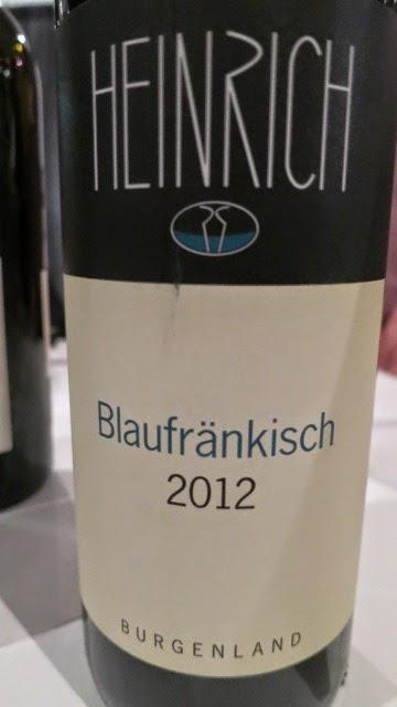 Heinrich Blaufränkisch 2012 from DAC Burgenland, Austria
