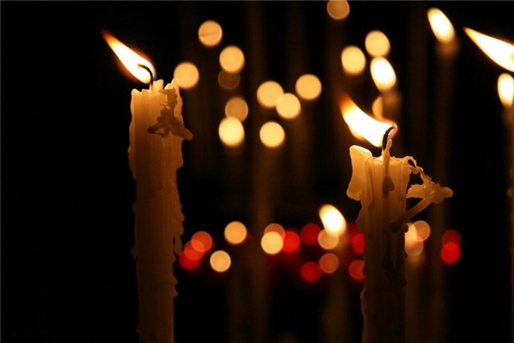 Christmas wallpapers night candle hd beautiful white christmas candle