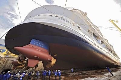 Crucero más grande del mundo