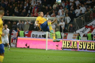 Ibrahimovic chilena